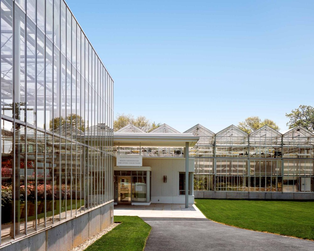 New York Botanical Garden / Glasshouses for Living Collections